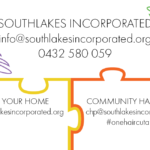 Southlakes Incorporated - Business Cards (Rear)