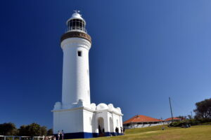 Norah Head Light is an active lighthouse located at Norah Head, a headland on the Central Coast, New South Wales, Australia.